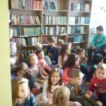 Посещение в библиотеката - 02.12.2015 г.