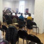 На посещение на репетиция на симфоничен оркестър гр. Пловдив