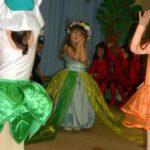 Работна мецана - тържество на група Мечо Пух